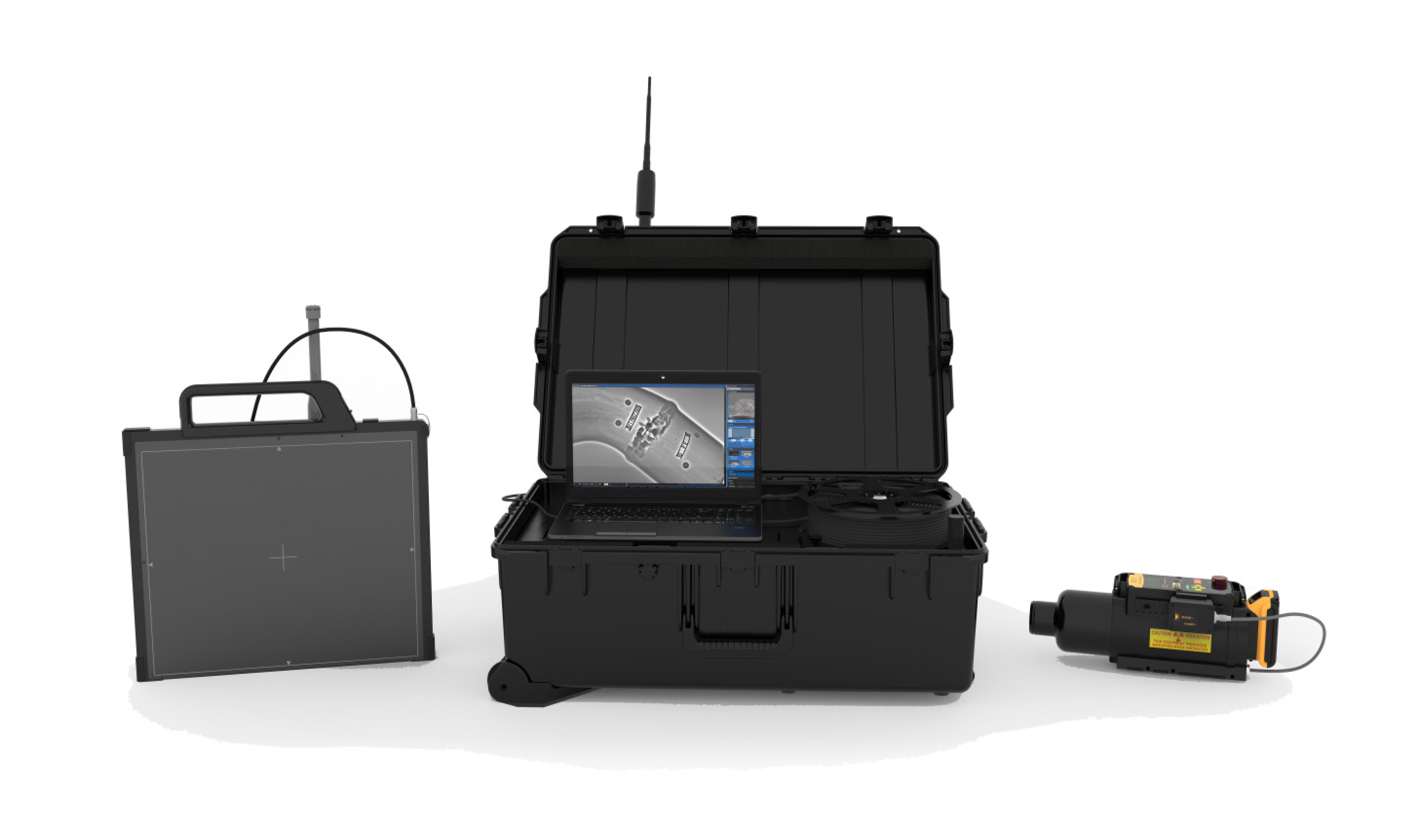 MONOS Wireless System w shadows NDT