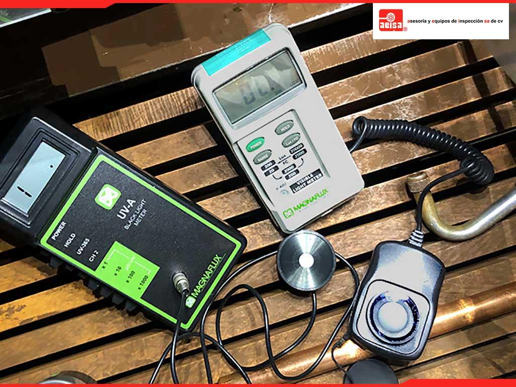 Radiómetro: cómo sirve en los ensayos no destructivos
