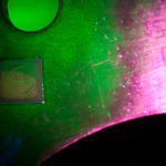 Líquidos penetrantes fluorescentes lavables con agua