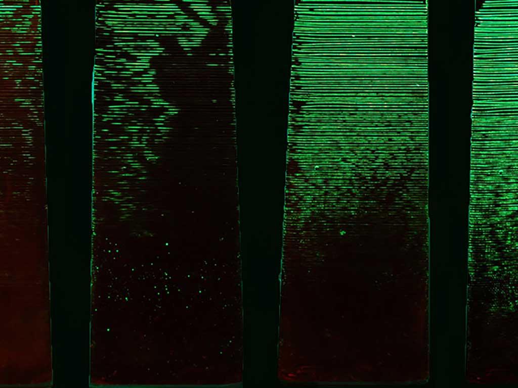 Sensibilidad en líquidos penetrantes fluorescentes y cómo determinar que nivel utilizar