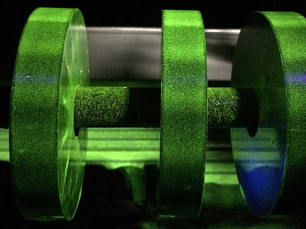 Polvo magnético Magnaflux: características y comparación vs partícula húmeda